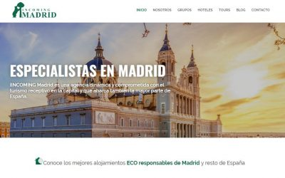 INCOMING MADRID new web site