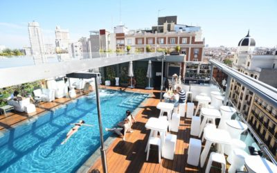Hotel Santo Domingo in Madrid